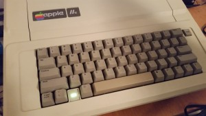 John's Apple IIe