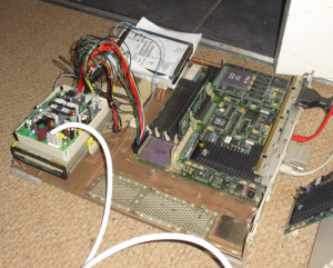 NV1 PSU for the SPARCstation-10